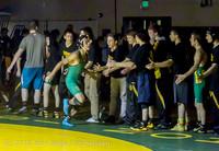 4467 Varsity Wrestling v Montesano 121015