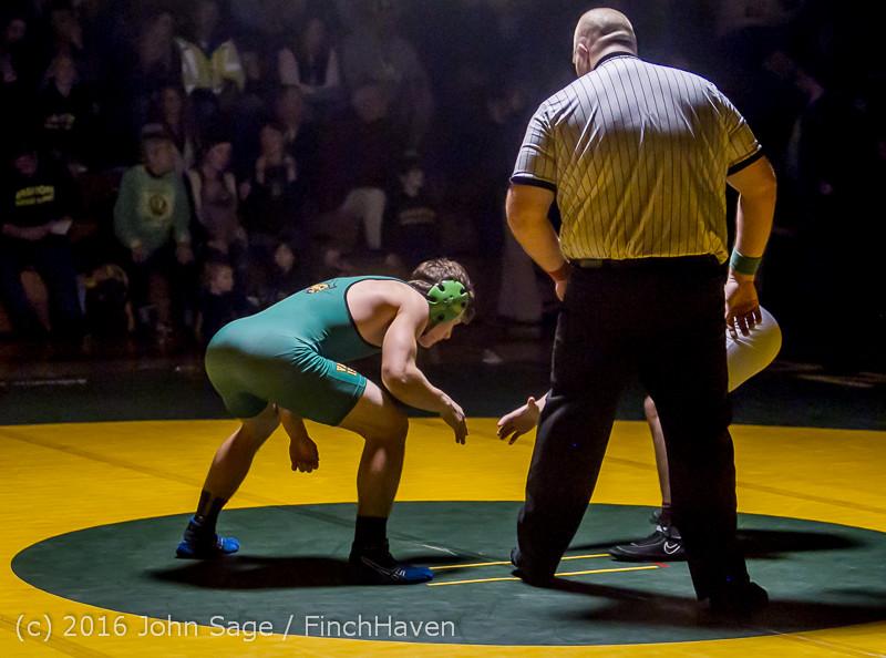 4475 Varsity Wrestling v Montesano 121015