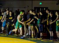 4598 Varsity Wrestling v Montesano 121015