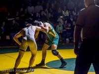 4646 Varsity Wrestling v Montesano 121015