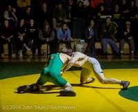 4653 Varsity Wrestling v Montesano 121015