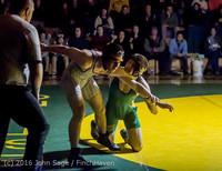 4683 Varsity Wrestling v Montesano 121015