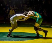4694 Varsity Wrestling v Montesano 121015