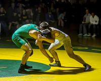 4699 Varsity Wrestling v Montesano 121015