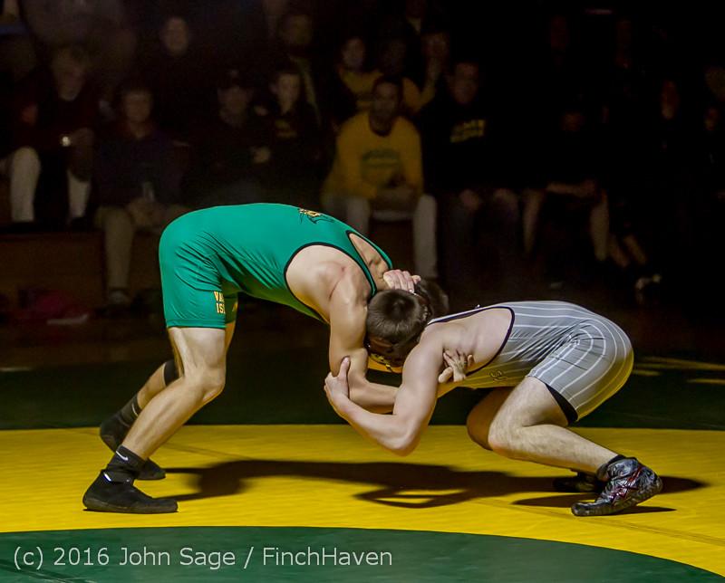 4731 Varsity Wrestling v Montesano 121015