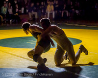 4811 Varsity Wrestling v Montesano 121015