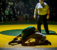 4816 Varsity Wrestling v Montesano 121015