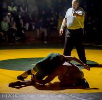 4819 Varsity Wrestling v Montesano 121015