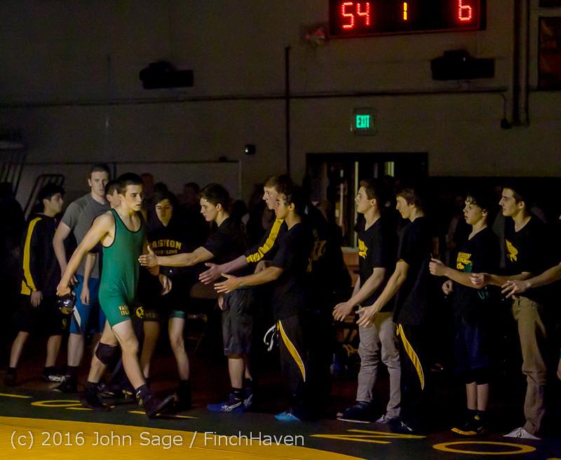 4840 Varsity Wrestling v Montesano 121015