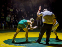 4873 Varsity Wrestling v Montesano 121015