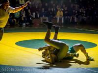 4910 Varsity Wrestling v Montesano 121015