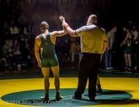 4969 Varsity Wrestling v Montesano 121015