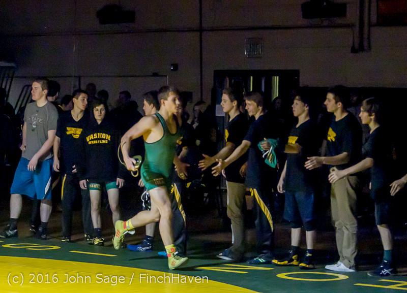 4982 Varsity Wrestling v Montesano 121015