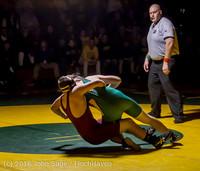 5057 Varsity Wrestling v Montesano 121015