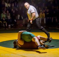 5065 Varsity Wrestling v Montesano 121015