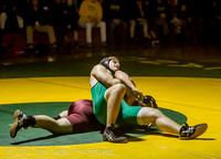 5130 Varsity Wrestling v Montesano 121015