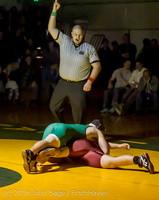 5207 Varsity Wrestling v Montesano 121015