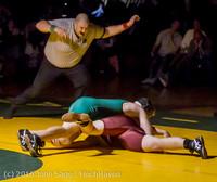 5210 Varsity Wrestling v Montesano 121015