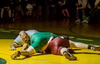 5238 Varsity Wrestling v Montesano 121015
