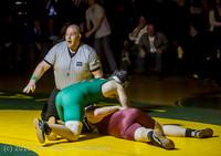 5264 Varsity Wrestling v Montesano 121015