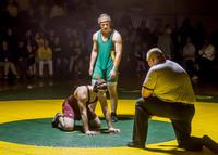 5284 Varsity Wrestling v Montesano 121015