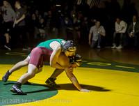 5302 Varsity Wrestling v Montesano 121015