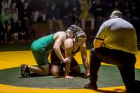 5316 Varsity Wrestling v Montesano 121015