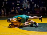 5351 Varsity Wrestling v Montesano 121015