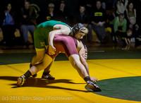 5380 Varsity Wrestling v Montesano 121015