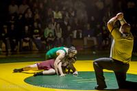5422 Varsity Wrestling v Montesano 121015