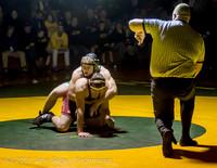 5424 Varsity Wrestling v Montesano 121015