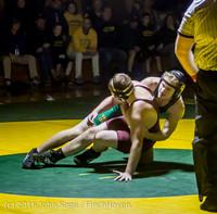 5427 Varsity Wrestling v Montesano 121015