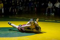 5436 Varsity Wrestling v Montesano 121015