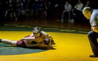 5439 Varsity Wrestling v Montesano 121015