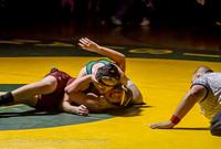 5463 Varsity Wrestling v Montesano 121015