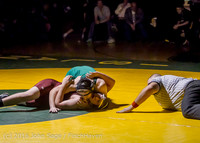 5501 Varsity Wrestling v Montesano 121015