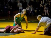 5511 Varsity Wrestling v Montesano 121015