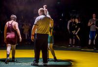 5526 Varsity Wrestling v Montesano 121015
