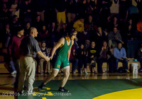 5535 Varsity Wrestling v Montesano 121015