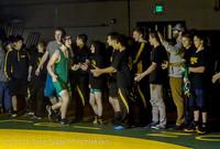 5544 Varsity Wrestling v Montesano 121015