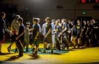 5578 Varsity Wrestling v Montesano 121015