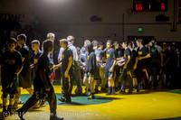 5595 Varsity Wrestling v Montesano 121015