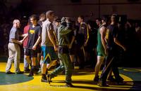 5627 Varsity Wrestling v Montesano 121015