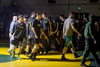 5632 Varsity Wrestling v Montesano 121015