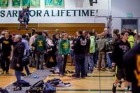5652 Varsity Wrestling v Montesano 121015