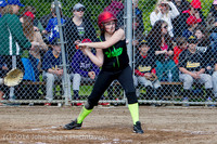 7478 Vashon Chili Peppers GU15 Fastpitch 042614