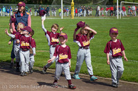 8743 VYBS Opening Day 2014 042614