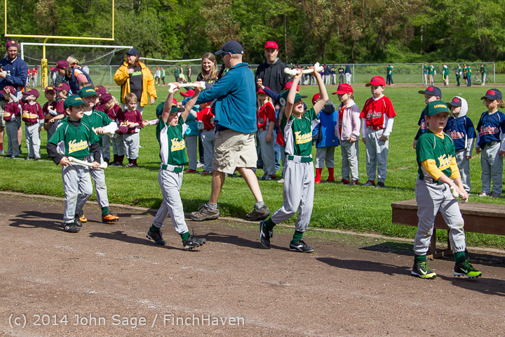 8844 VYBS Opening Day 2014 042614