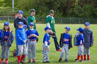 9499 VYBS Opening Day 2014 042614