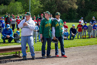 9511 VYBS Opening Day 2014 042614